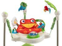 Rainforest Jumperoo Baby Bouncer Fisher-Price K6070