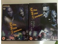 CSI: Las Vegas - Complete Seasons 1-8 DVD