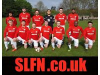 Join the SOUTH LONDON FOOTBALL NETWORK, find football in South London, play football in London