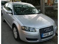 Audi A3 1.6 Petrol DSG AUTOMATIC 70K LOW MILES