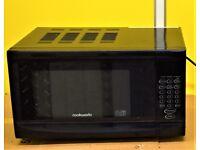 Cookworks 17L Microwave Oven-Black