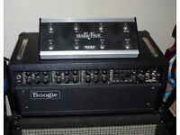 Mesa Boogie MkV Amp Head, Ungigged
