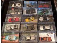 JAMES BOND 007 CAR COLLECTION