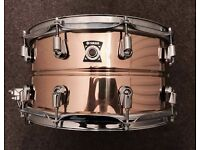 Yamaha Absolute Brass Nouveau 14x7 Snare Drum *BRAND NEW* + Hardcase