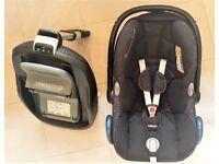 FamilyFix ISOFIX installation for Pebble and Pearl & Maxi Cosi Pebble & Pearl Car Seat