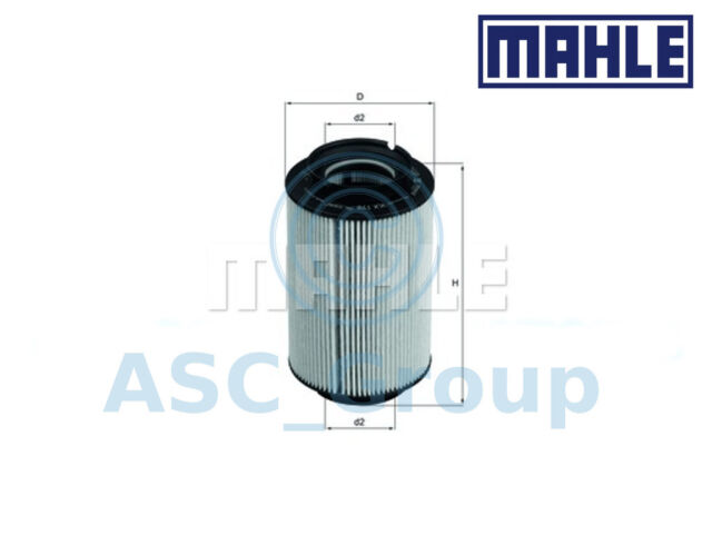 Genuine MAHLE Replacement Engine Filter Insert Fuel Filter KX 178D