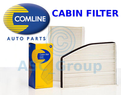 Comline Interior Air Cabin Pollen Filter OE Quality Replacement EKF184