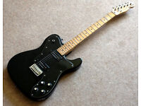 Squier Telecaster Custom with P90s..* PRICE DROP FOR QUICK SALE