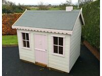 New Bespoke Wooden Playhouse / Treehouse / Shed / Den