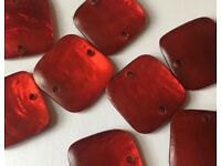 Vintage Retro Reclaimed Beads - Craft Art Design Decoration Creative