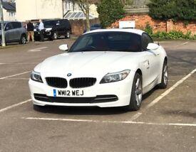 BMW Z4 2.0i Convertible - Long MOT + Great Spec