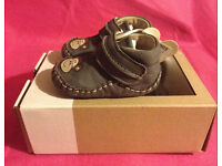 Brand New Clarks Baby Flight First Shoes