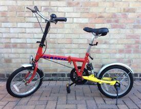 Classic Folding Bicycle / Bike