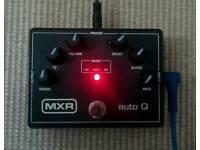 MXR Auto Q guitar envelope filter pedal