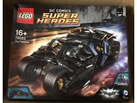 LEGO DC Comics Super Heroes The Tumbler (76023) - BRAND NEW & SEALED