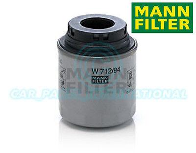 Mann Hummel Repuesto de Calidad OE Filtro de Aceite Del Motor W 712/94