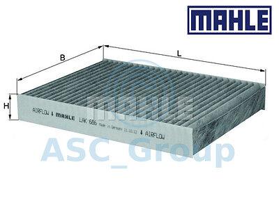 Genuine MAHLE Replacement Interior Air Cabin Pollen Filter LAK 686 LAK686