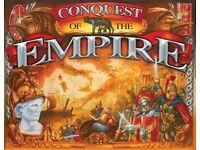 Conquest of the Empire Board Game
