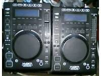 KAMS CDJs x 2 in excellent condition