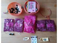 LOL Surprise Confetti Series Doll, Madame Queen, Rare Gold Ball, Glitterati