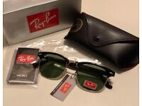 Ray-Ban Clubmaster sunglasses BNIB (PayPal Accepted)