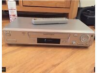 Sony VHS video player