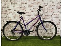 Raleigh Zing 26 Wheels Mountain Bike Bicycle Great Condition Fully Working