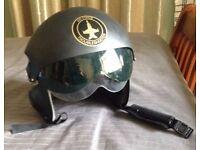 Top Gun Jet Pilot Helmet