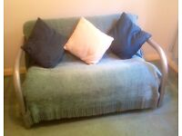 FUTON SOFA BED Excellent Condition READY TO COLLECT TODAY!