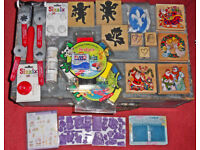 Job lot of craft / card making items as Pictured (Bath Ba2 area)