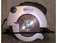 Powerline circular saw with laser