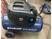 Einhell compressor 240v