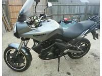 2009 Kawasaki kle650 versys