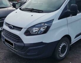 Front end assembly unit Right hand drive 2016 FORD TRANSIT CUSTOM Pre-facelift RHD UK version