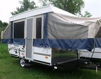 2012 Forest River Flagstaff 206 BH