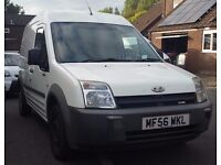 Ford Transit Connect T230 LWB High Top - MOT July 2017