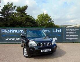 NISSAN X-TRAIL SPORT EXPEDITION DCI (black) 2007