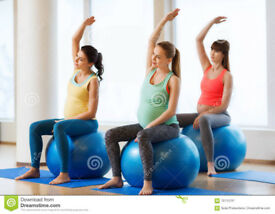 NEW Pre-natal Pilates Class at Hillhead Sports Club - Starts Monday, 18 September 2017