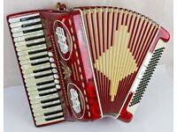 Special Offer - Excelsior Accordiana - 41 / 120 Bass - 3 Voice Accordion - LMH