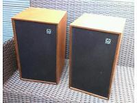Wharfedale Shelton XP2 Stereo Hifi Monitor Speakers