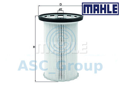 Genuine MAHLE Replacement Engine Filter Insert Fuel Filter KX 342