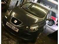 SEAT ALTEA 2009 - Manual 1.6 with 5 seats £2400