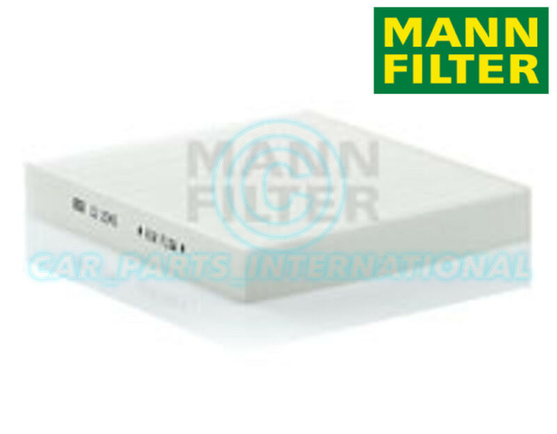 Mann Hummel Interior Air Cabin Pollen Filter OE Quality Replacement CU 2345