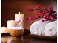 Massage with immediate Healing effect Stress .