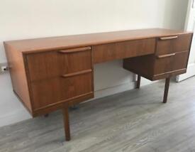 Beithcraft Mid Century Teak Desk/ Dresser
