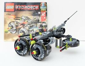 Lego ExoForce 7704 Sonic Phantom