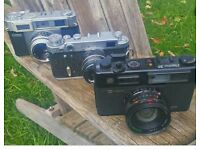 Old film cameras wanted - Must be free