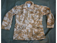 RARE - Gulf War 1 (1990) Issue Desert Temperate Field Jacket - 170/96