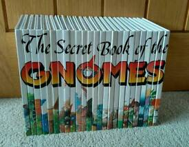 Secret Book of Gnomes Collection 1-25