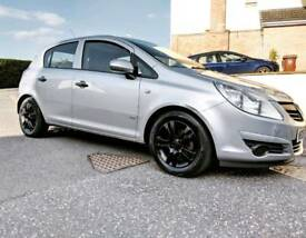 Corsa breeze - ideal first car or family runaround